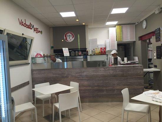 Cavriago, Italia: Pizzeria Vadoalmassimo
