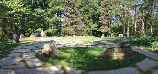 Group Of Seven Cemetery Picture Of Mcmichael Canadian