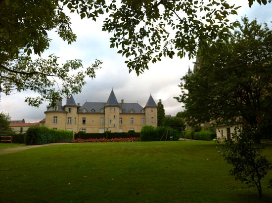 La Flocelliere, Francia: The chateau