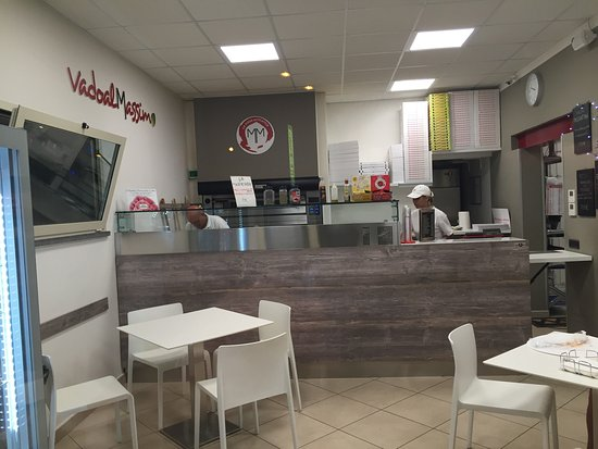 Cavriago, Italië: Pizzeria Vadoalmassimo