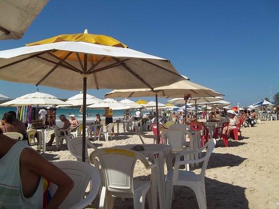 Playa Peiro: organizada