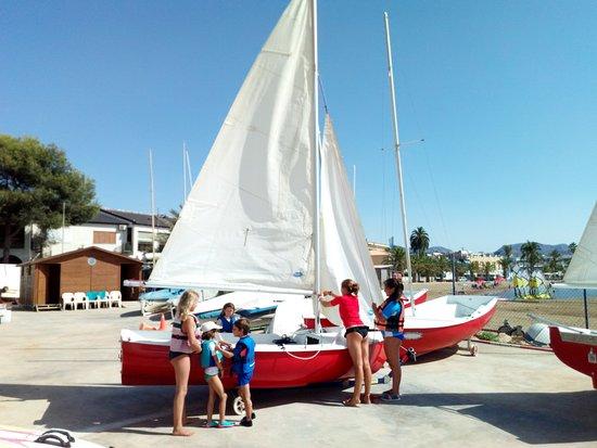 Grimpola Escuela Nautica