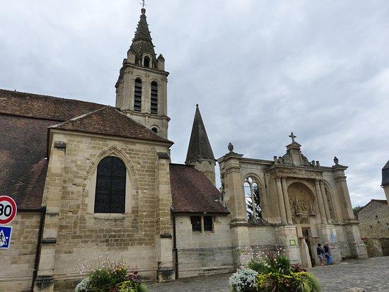 Cergy, Frankrike: le portail renaissance