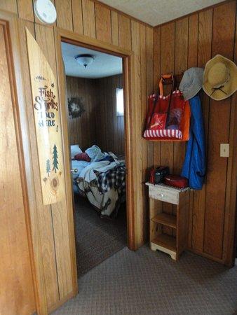 Pennington, MN: cabin 4