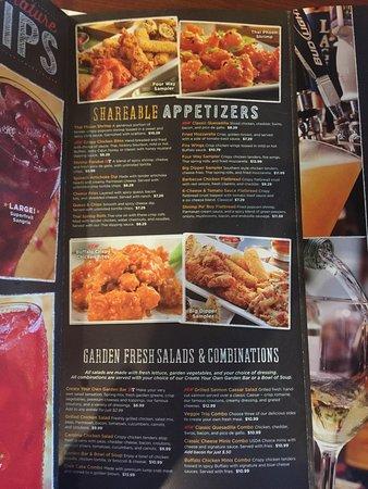 Ruby Tuesday Harrisburg Menu Prices Amp Restaurant