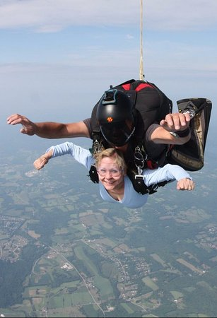 Skydive Sussex - the experience of a lifetime!