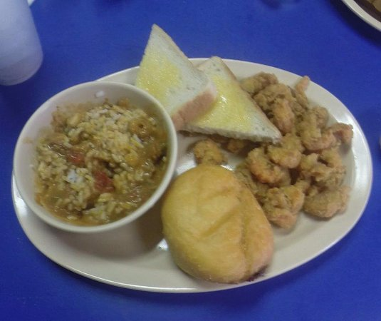 Vinton, LA: Crawfish Platter