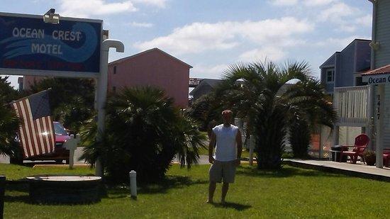Ocean Crest Motel: 20160720_104535_large.jpg