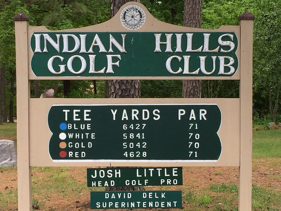Fairfield Bay, AR: Indian Hills Golf Course