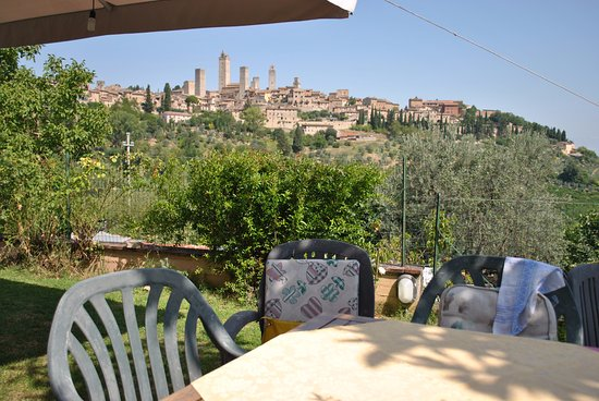 Bed And Breakfast Il Fienile San Gimignano