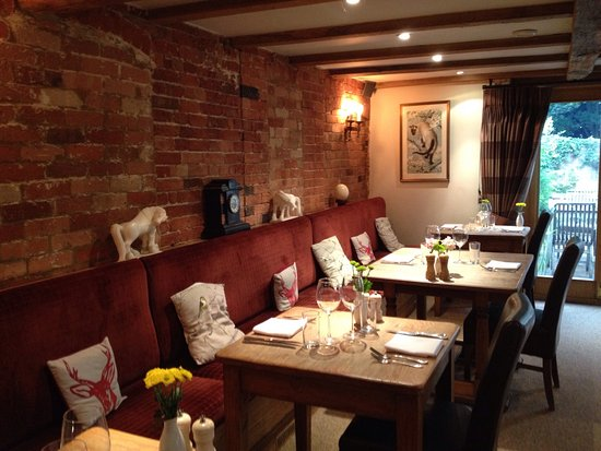Heytesbury, UK: Great night, fantastic food