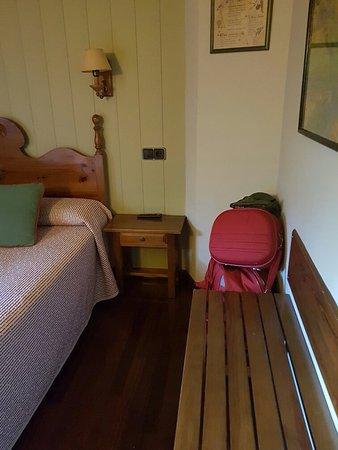 Hotel Araguells: 20160801_184455_large.jpg