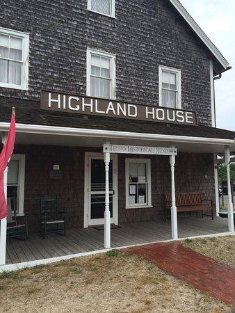 Highland House Museum: Summer 2016