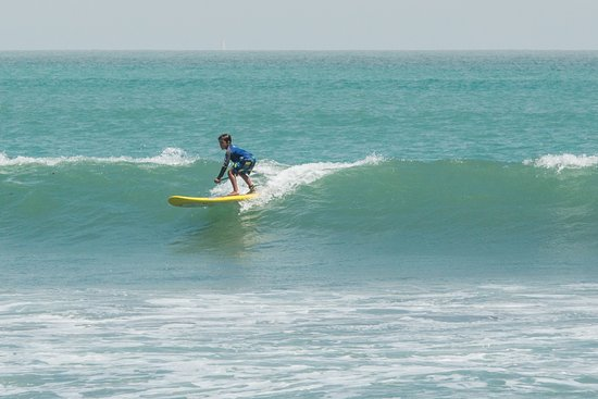 Dana Point, Kalifornien: Sup Surf area