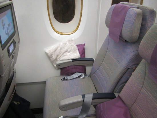 Remarkable Seat 47K Good Window Views Picture Of Emirates Tripadvisor Dailytribune Chair Design For Home Dailytribuneorg