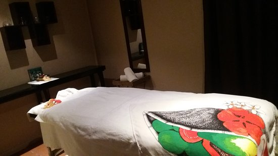 Gecko's Resort: spa