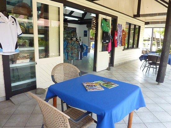 Gecko's Resort: Boutique shop