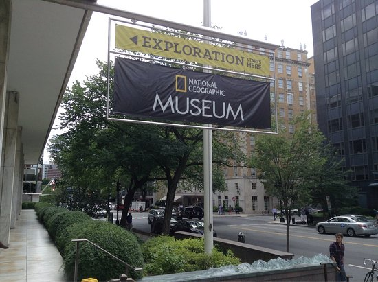 travelinfo district columbia washington attractions national geographic museum