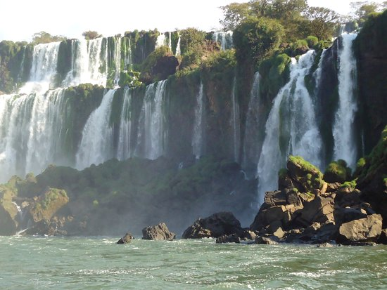 Iguazu National Park, الأرجنتين: Gran Aventura
