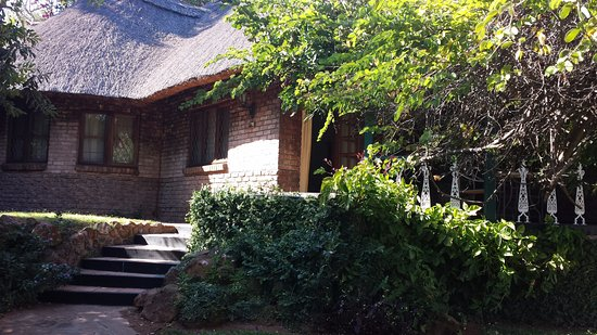 The Stanley and Livingstone: Our personal lodge