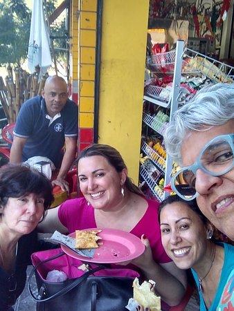 Paracambi, RJ : Pastelzinho delícia!!