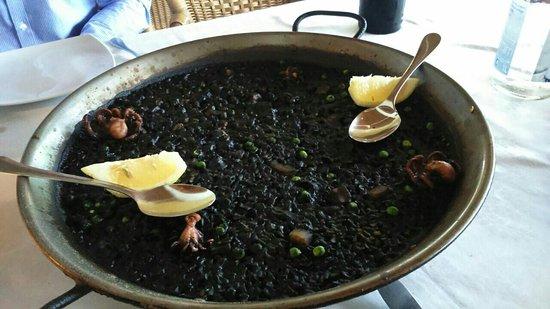 La Pobla de Farnals, España: Bergamonte