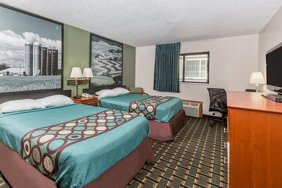 Osceola, Αϊόβα: Double Double Room