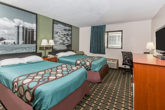 Osceola, IA: Double Double Room