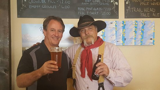 Freedom's Edge Brewing Co.: When Out West, Do As the Cowboys Do!