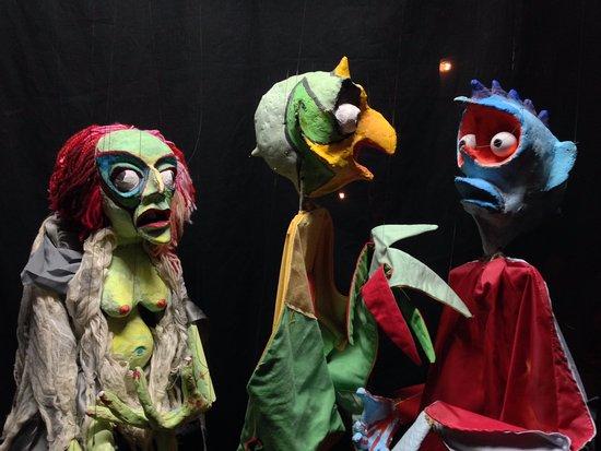 Musée suisse de la Marionnette