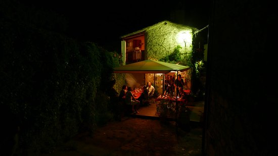 Osteria il Papavero: Great for a romantic meal