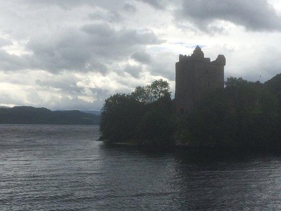 Urquhart Castle: Spreekt voor zich, deze ruïne die niet klein te krijgen is!