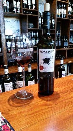 Flagstone Winery : pinotage