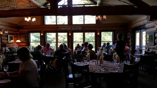Log Cabin Fine Dining