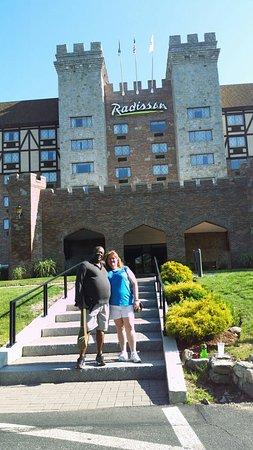 Radisson Nashua Hotel: 20160624_083714_large.jpg