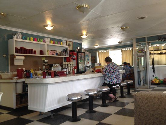 St. Stephen, Canada: Cute diner