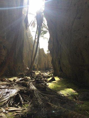 Niue: Togo Chasm