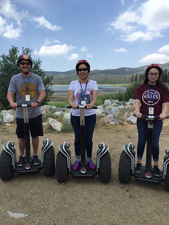 Action Segway Tours: Segway adventure