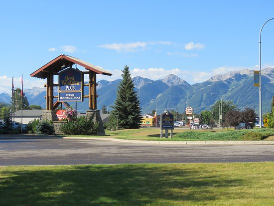 Fernie, Canadá: Mountains included