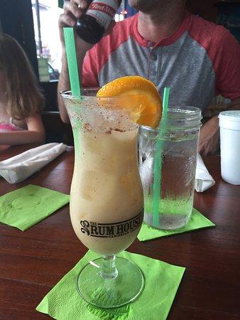 The Rum House Caribbean Taqueria: photo1.jpg