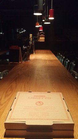Pizzeria Libretto-Danforth: 20160803_192749_large.jpg