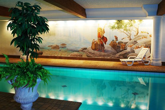 Enzian Inn: Pool