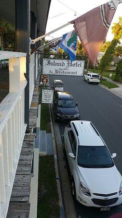 Island Hotel & Restaurant: 20160803_195507_large.jpg