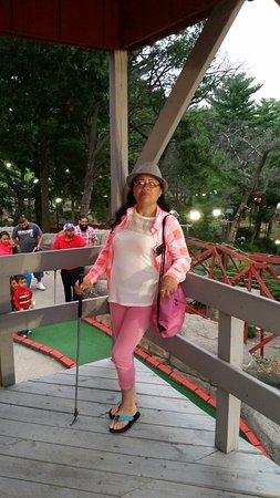 Timber Falls Adventure Golf: 20160728_194923_large.jpg