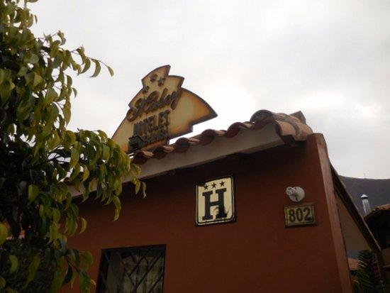 Hotel Mabey Cusco: Estuvimos tambiéen en el Hotel de URUBAMBA, Dormímos ahi de regreso de Machupicchu.