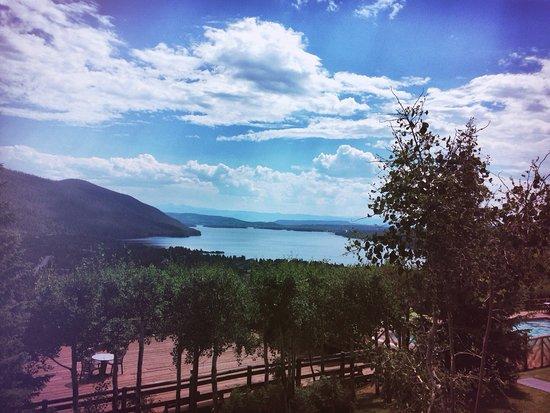 Grand Lake Lodge: Best view :)