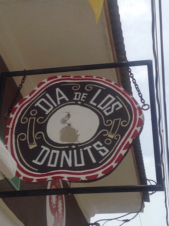 Dia De Los Donuts