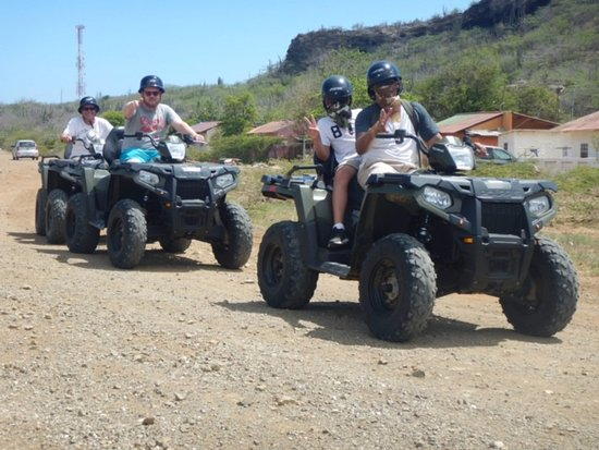 Eric's ATV Adventures: Pause in the action for some photos