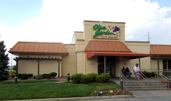 Grilled Chicken Flatbread Picture Of Olive Garden Lexington Tripadvisor