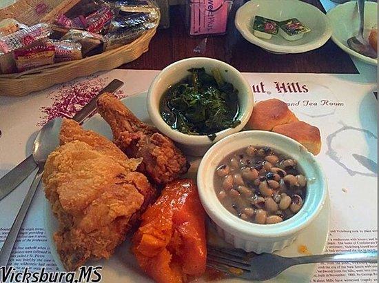 Walnut Hills Restaurant: $16.00 plate..